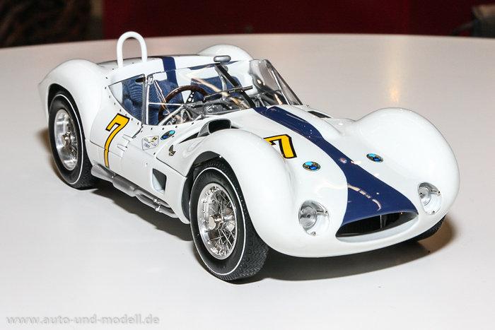 Cmc M 125 Maserati Tipo 61 7 Gp Cuba Havana Limited