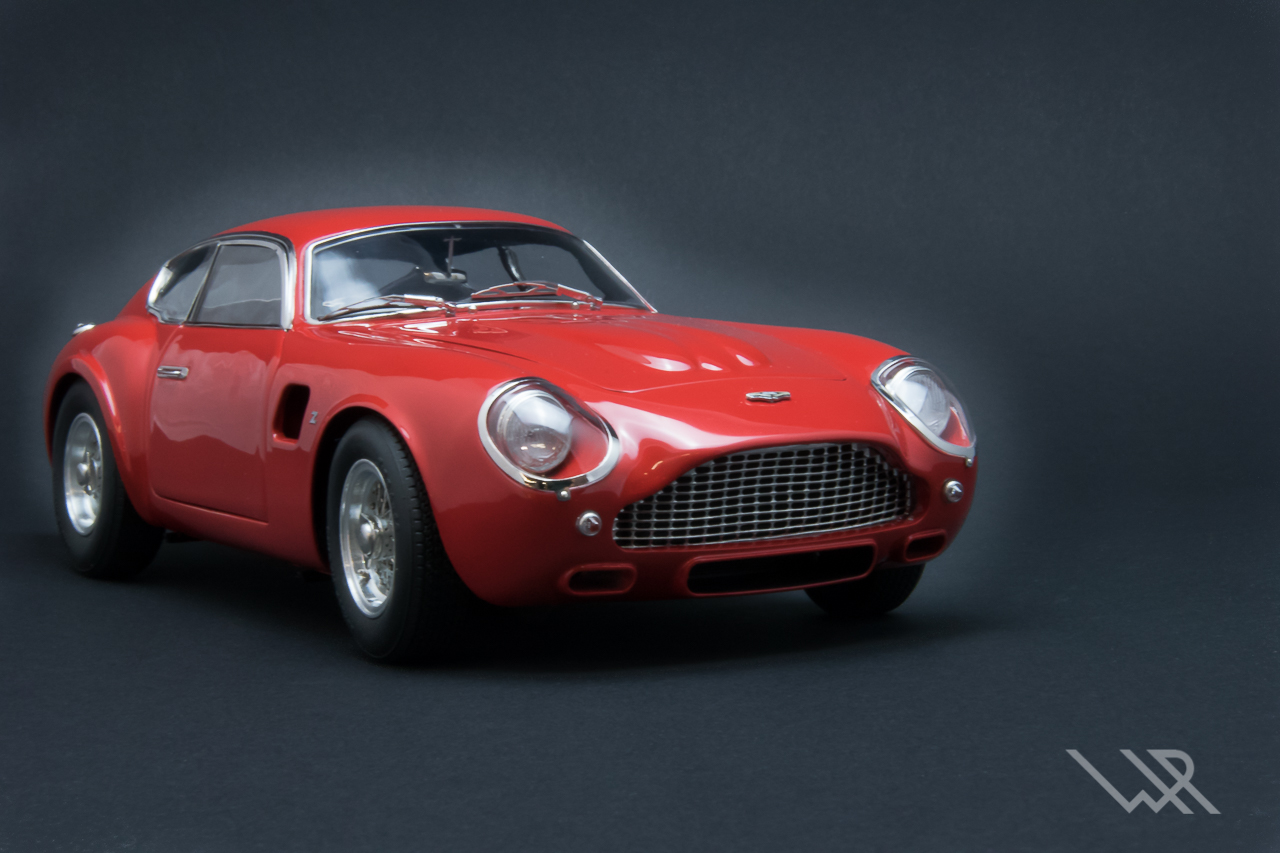 All Types aston db4 zagato : CMC M-146 Aston Martin DB4 GT Zagato red, 1961 | TC Models